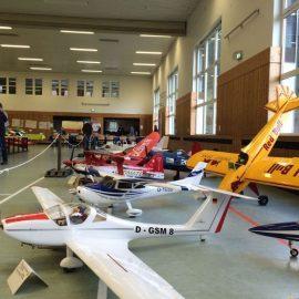 Bericht über die Modellflugausstellung 2016